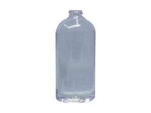 General Clear PET Plastic Bottle, Round Shapes
