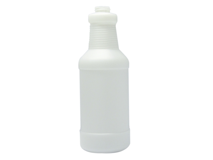 1000ml Translucent White HDPE Plastic Bottle