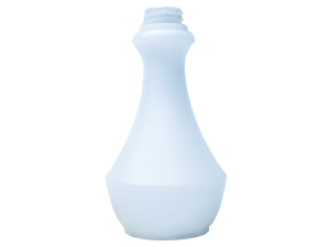 280ml Translucent White HDPE Plastic Bottle