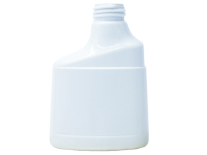 220ml White PVC Plastic Bottle, Special Shapes