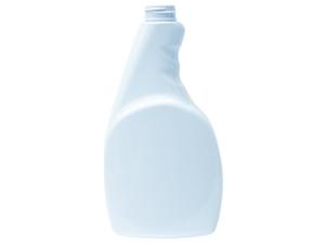 500ml White PET Plastic Bottle, Special Shapes