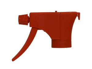 Easy Fill Red Chemical Resistant Trigger Sprayer