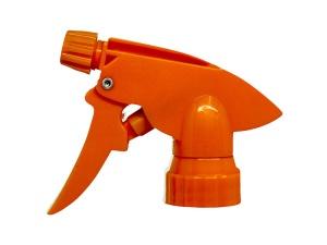 Orange Chemical Resistant Trigger Sprayer