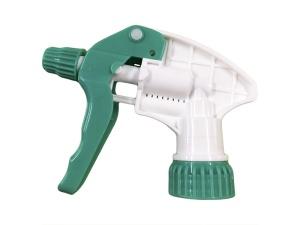 Pro Green White Chemical Resistant Trigger Sprayer