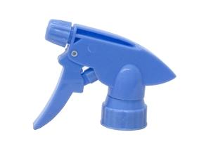 Blue Chemical Resistant Trigger Sprayer