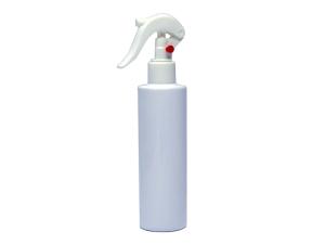 White Small PET Spray Bottle 200ml, White Trigger Spray