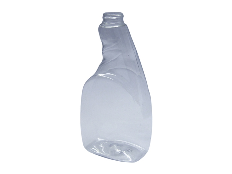 General Clear PET Plastic Bottle, Specialty Shapes