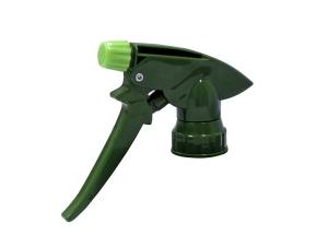 Green Chemical Resistant Trigger Sprayer