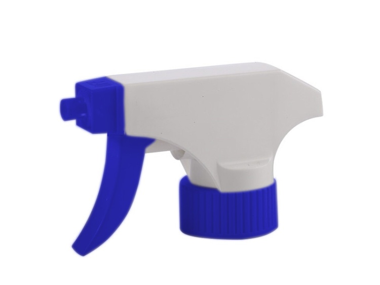 Blue White Foam Trigger Sprayer