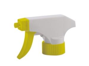 Yellow White Foam Trigger Sprayer
